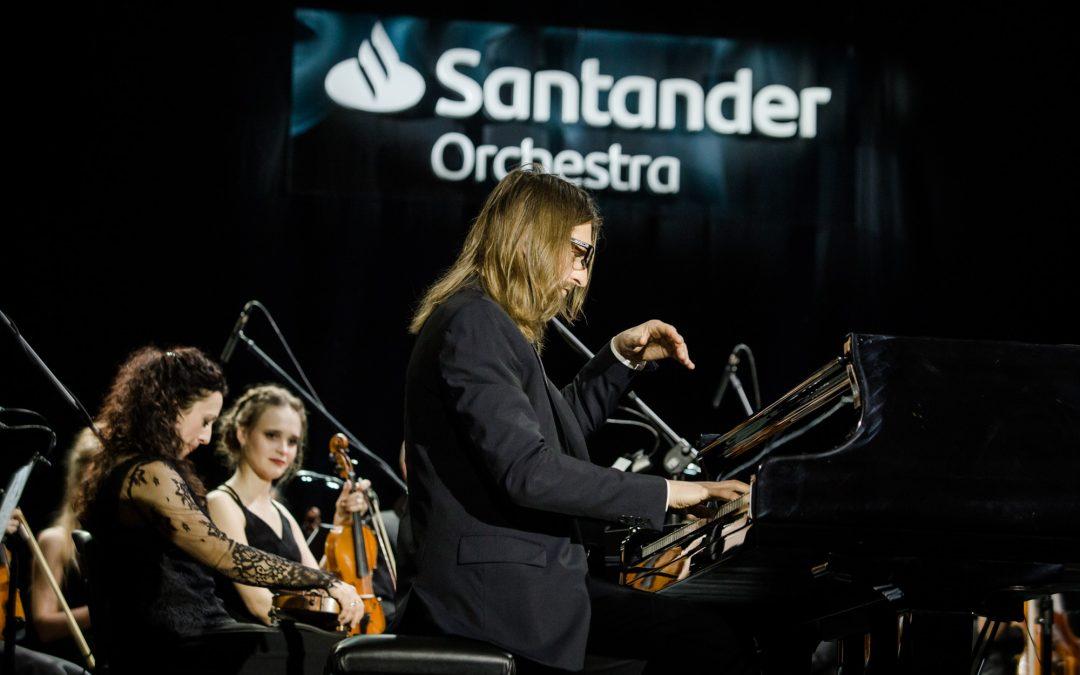 Nabór do Santander Orchestra / Santander Jazz nad Odrą Festiwal
