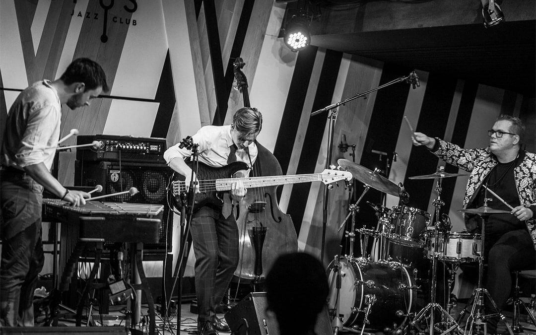 Marcin Pater Trio na Polska Jazz Festival