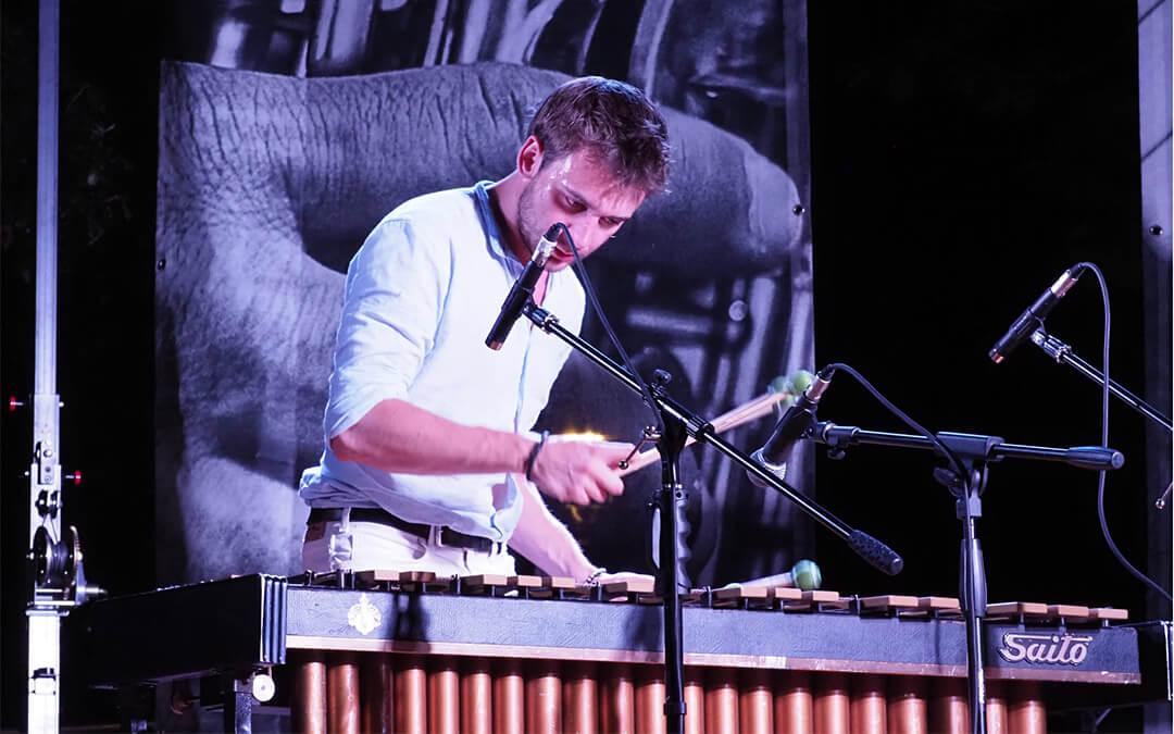 Marcin Pater Trio na Fara Music Festiwal