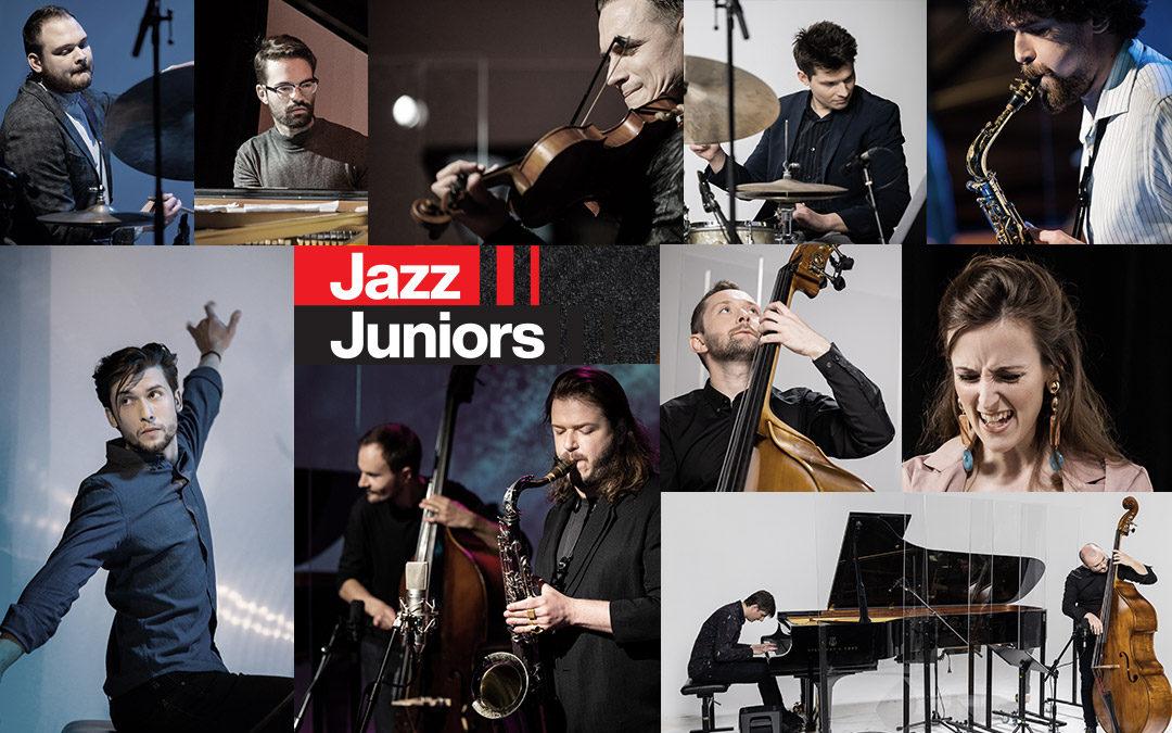 Laureaci konkursu Jazz Juniors online